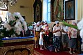 Zaśnięcie Bogurodzicy. Cerkiew Zaśnięcia Najświętszej Maryi Panny w Dubinach 01.jpg