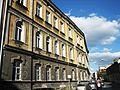 Zabytkowy zespół klasztorny urszulanek w Tarnowie, budynek szkolny (I), ul. Bema 11 1 pavw.JPG
