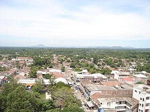 La Paz Department (El Salvador) - Image: Zacatecoluca