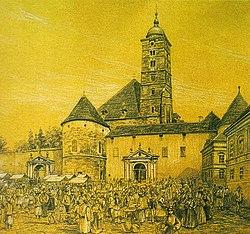 Zagrebacka Katedrala Wikipedija