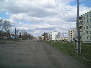 Zavolzhsk,  Ivanovo, Russia