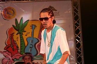 Zeebra - Zeebra at Pattaya Music Festival 2006, Thailand