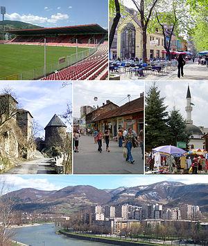 Zenica - City of Zenica