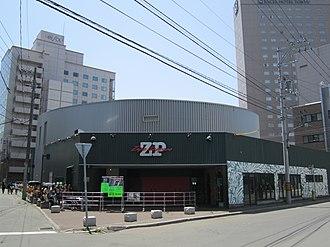 Zepp - Image: Zepp Sapporo