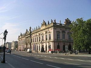 Zeughaus (now Deutsches Historisches Museum)