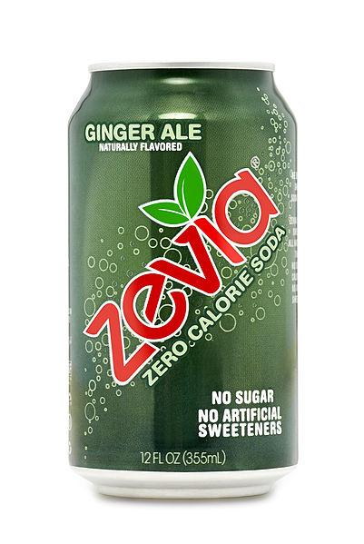 File:Zevia Ginger Ale.jpg