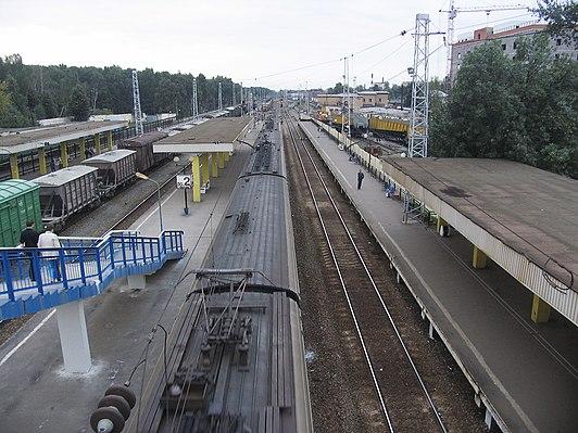 Zheleznodorozhny, Moscow Oblast