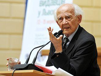 History of sociology - Zygmunt Bauman
