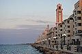 """""""...la prospettiva del lungomare di Bari..."""".jpg"""