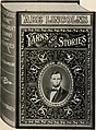 """Abe"" Lincoln's yarns and stories - a complete collection of the funny and witty anecdotes that made Lincoln famous as America's greatest story teller (excerpts) (1901) (14579931060).jpg"