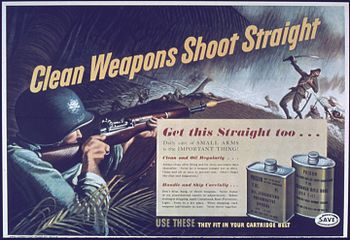 """Clean Weapons Shoot Straight"" - NAR..."