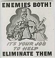"""""""Enemies both!"""" (Reeve 088266-5), National Museum of Health and Medicine (3298879328).jpg"""