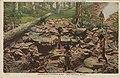 """Milwaukee Public Museum Miniature Group, Aboriginal Copper Mine, Isle Royale, Michigan"" (NBY 23815).jpg"