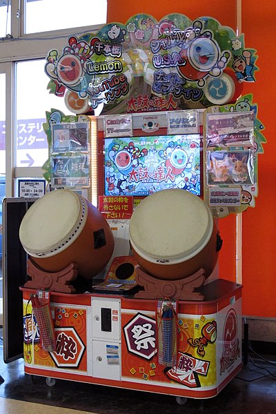 Picture of a game: Taiko No Tatsujin