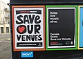 'Save Our Venues' posters.jpg