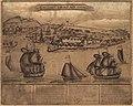 't Eÿland Curacao, ao. 1800. LOC 99465330.jpg