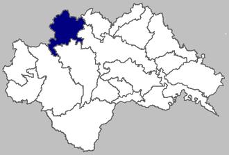 Lekenik - Image of Lekenik municipality within Sisak-Moslavina County