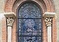 (Saint-Rustice) - L'église St Pierre - Chapitaux de l'abside.jpg