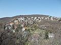 Ördög-orom Quarry Conservation Area. View to West Farkasvölgy and Széchenyi Hill. - Budapest.JPG