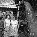 Članici ekipe (Ložar, Markež) 1963.jpg