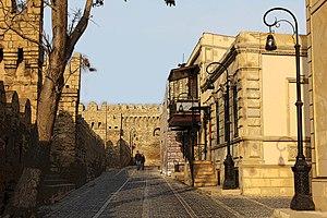 Old City (Baku) - İcheri sheher street