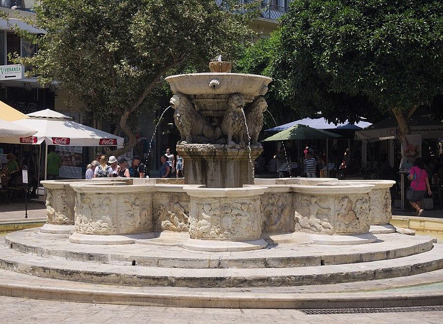 Lions Square