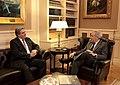 Συνάντηση ΥΠΕΞ Δ. Αβραμόπουλου με Πρέσβη Σερβίας (8641770783).jpg