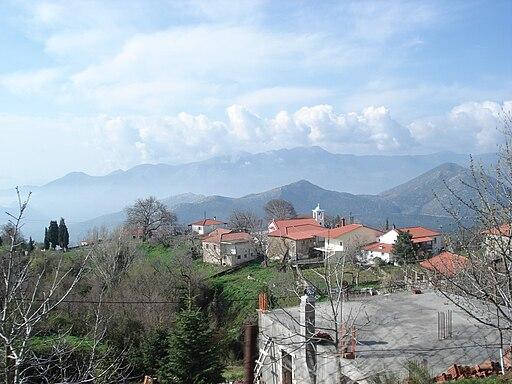Το χωριό Μάρκου