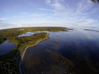 Solovetsky Islands - Kislaya Bay of Bolshoy Solovetsky Island