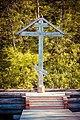 Гремячий ключ, Сергиево-Посадкий р-н. Поклонный крест.jpg