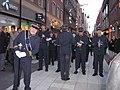 Духовой оркестр на улице г.Стокгольма(Drottinggatan) - panoramio (1).jpg