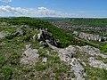 Изглед към град Провадия от плато Табиите в местността Шашкъните.jpg