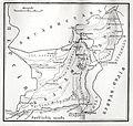 Карта к статье «Британский Белуджистан» № 2. Военная энциклопедия Сытина (Санкт-Петербург, 1911-1915).jpg