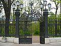 Кронштадт. Летний сад, ворота.jpg