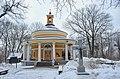 Миколаївська церква на Аскольдовій могили. 1809 р. Ротонда.jpg