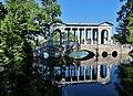 Мост Палладиев (Сибирский) (Санкт-Петербург, Пушкин, Большой пруд).JPG