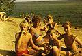 На пляже, ~1991 - panoramio.jpg