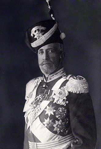Grand Duke Nikolai Nikolaevich of Russia (1856–1929) - Grand Duke Nicholas in 1914