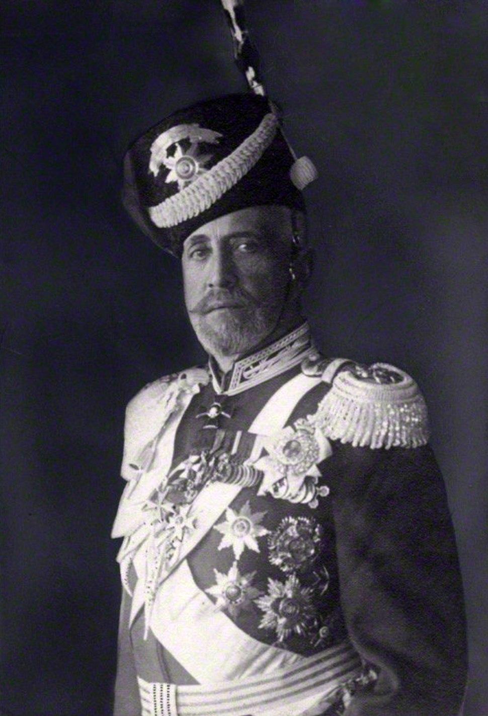 Николай Николаевич Младший, до 1914
