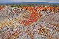 Палеогеновые глины в Восточном Казахстане. Paleogene clays. Eastern Kazakhstan.JPG