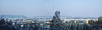 Irshava - Irshava skyline