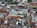 Панорама міста Лева з висоти пташиного польоту (з вежі Ратуші).jpg