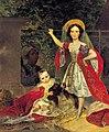 Портрет детей Волконских с арапом.jpg
