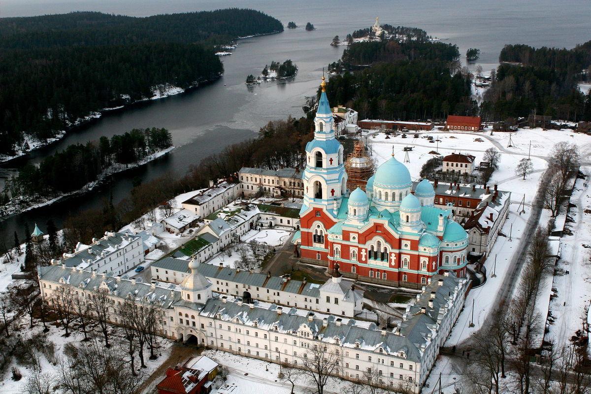 Valaam Monastery - Wik...
