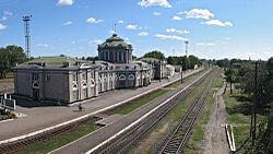 Конотопська дирекція залізничних
