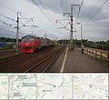 Строительство 4 главного пути Реутово - Железнодорожная (15006604597).jpg
