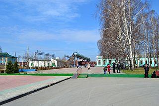 Topki (town), Kemerovo Oblast Town in Kemerovo Oblast, Russia