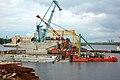 Тут будет новый мост - Kyyivs´ka Oblast´ - Ucraina.jpg