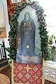 Храмовая икона прп. Нила Столобенского с частицей мощей.JPG