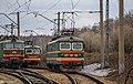 ЧС2-929, Россия, Новосибирская область, депо Инская (Trainpix 193796).jpg